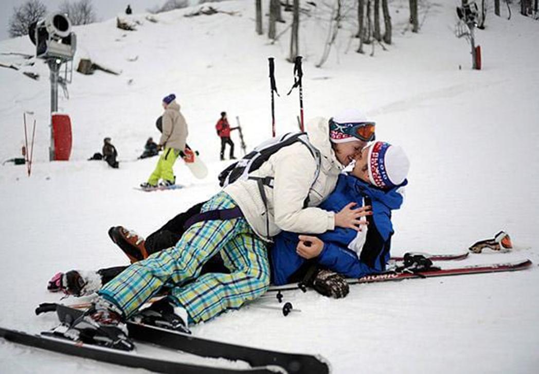 Las estaciones de esquí donde más se liga