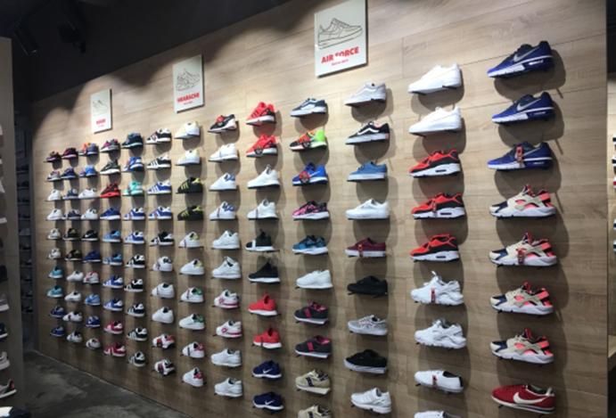 Foot on Mars alcanza las 22 tiendas tras abrir en Cáceres