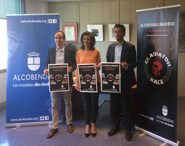 Alcobendas acogerá en octubre la II Gladiator Race Madrid