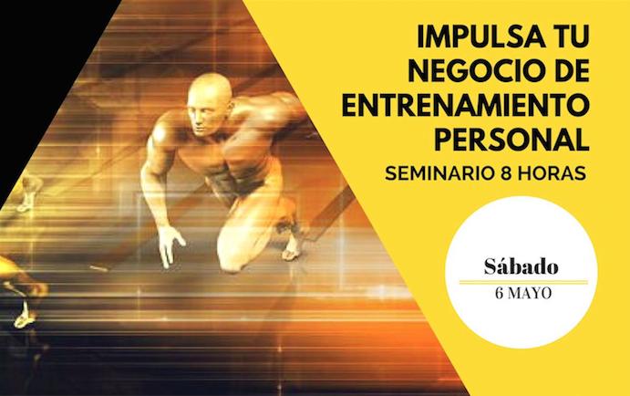 """El seminario """"Impulsa tu negocio de entrenamiento personal"""" llega a Mallorca"""