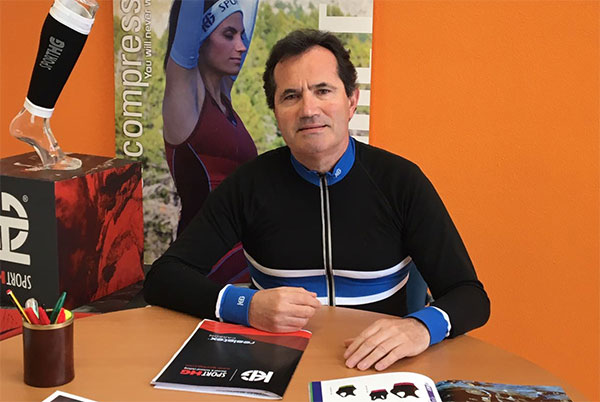 "SportHG se propone ser ""el referente europeo en trail y running"""