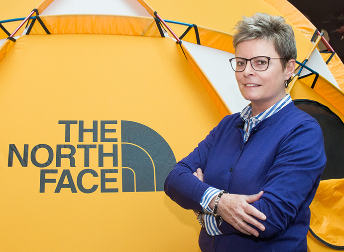 Kath Smith releva a Arne Arens como directora general de The North Face EMEA