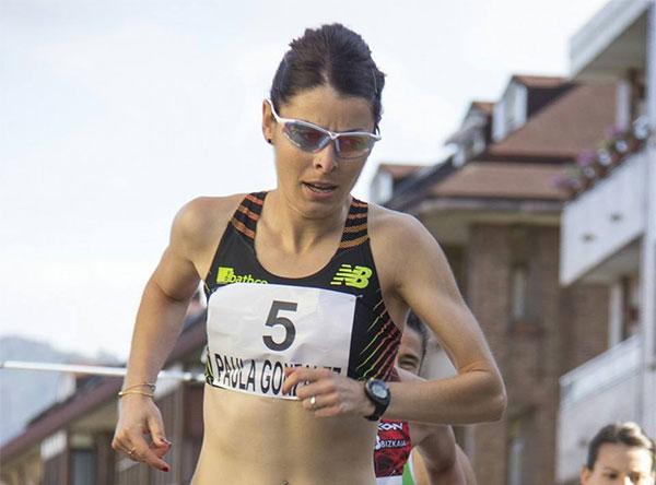 "Paula González: ""Me queda mucho por aprender antes de atacar el récord de España"""