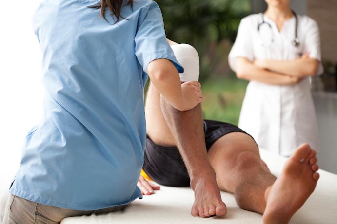"""Realizan una """"radiografía"""" del fisioterapeuta"""