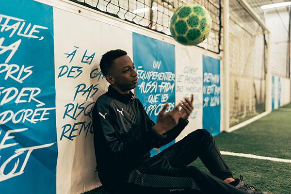 Puma vestirá al Olympique de Marseille