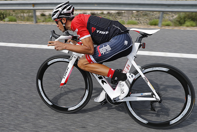 Alberto Contador y Trek, juntos por la seguridad ciclista