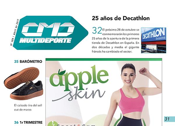 Decathlon cumple 25 años en España