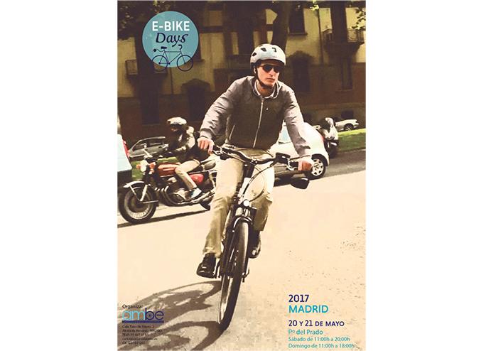 AMBE impulsa los e-Bike Days para promocionar las eléctricas