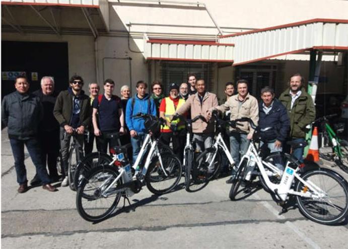 Segunda edición del curso de reparación de bicis eléctricas en Madrid