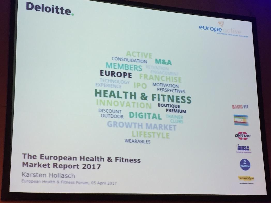 El mercado español del fitness crece un 1,92% en 2016