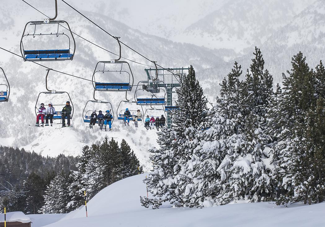 Grandvalira cierra la temporada con más de 1,7 millones de esquiadores
