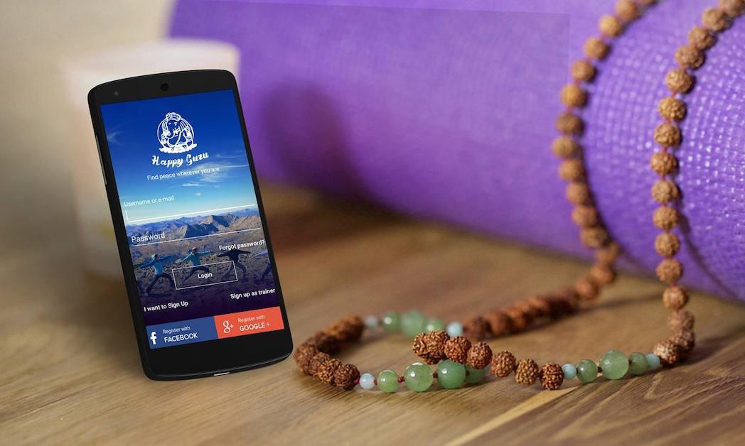 Nace Happy Guru, una plataforma de reservas especializada en Yoga