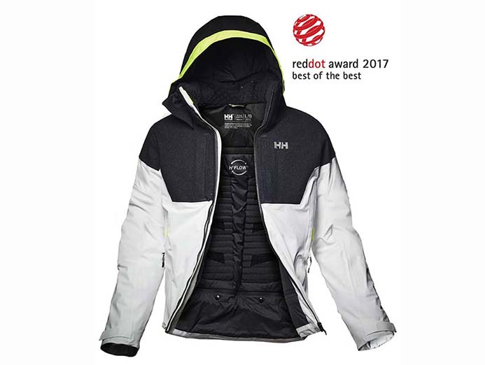 Helly Hansen gana un premio Red Dot con su Icon Jacket