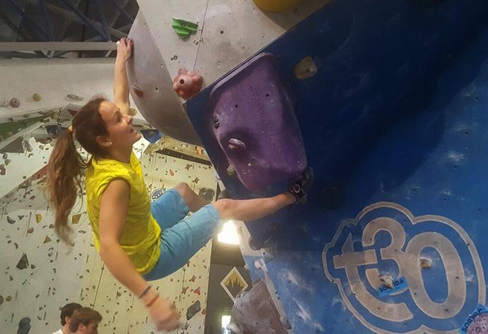 La Sportiva Climb-In-Gym Tour reúne a más de 500 escaladores