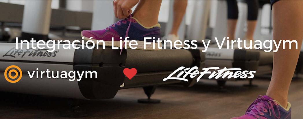 Life Fitness incorpora Virtuagym a su Interface de Programación de Aplicaciones