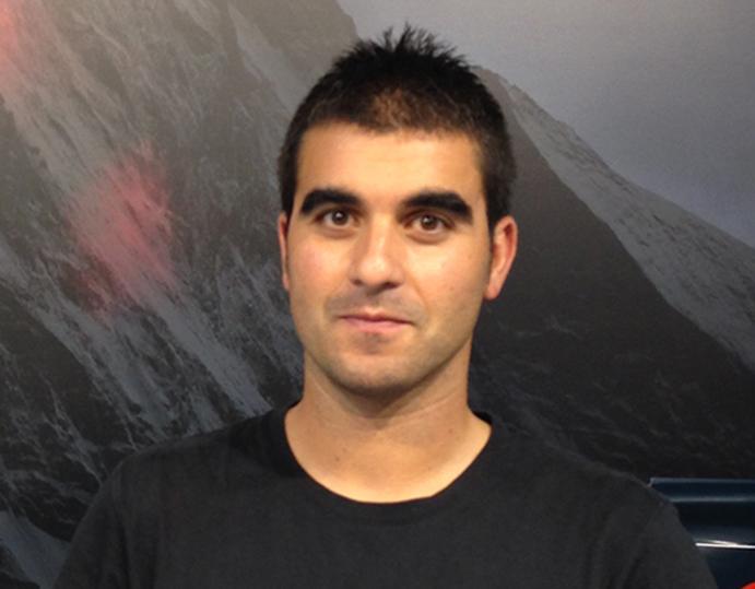 Jesús Ferradas, nuevo sales manager de Millet en España