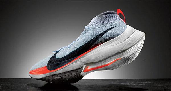 Las zapatillas con las que Nike quiere bajar de dos horas en maratón, en entredicho
