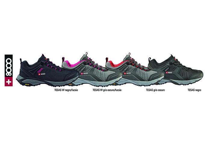 +8000 presenta su nuevo concepto de zapatillas de trail