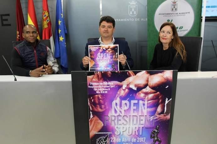 Albacete, epicentro del fitness y el culturismo por un día