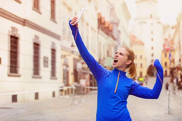 Los españoles ven el running como el deporte con más postureo