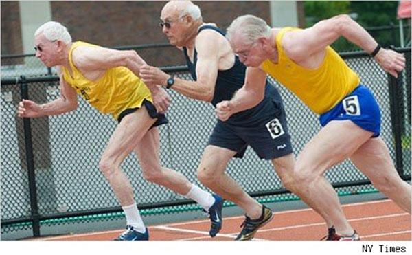 Correr alarga la esperanza de vida