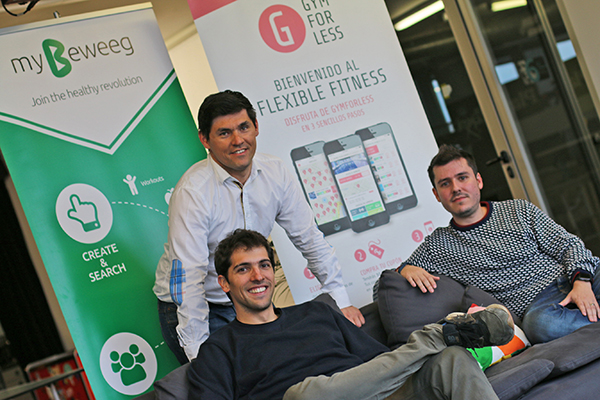 Gymforless integra planes de entreno personalizados para sus usuarios
