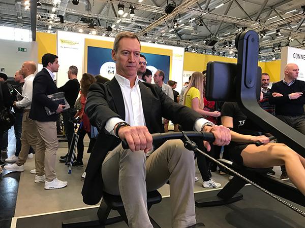 Technogym se consolida como principal marca de fitness en el mercado ibérico