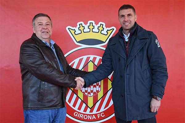 Umbro anota un tanto con el patrocinio del Girona FC
