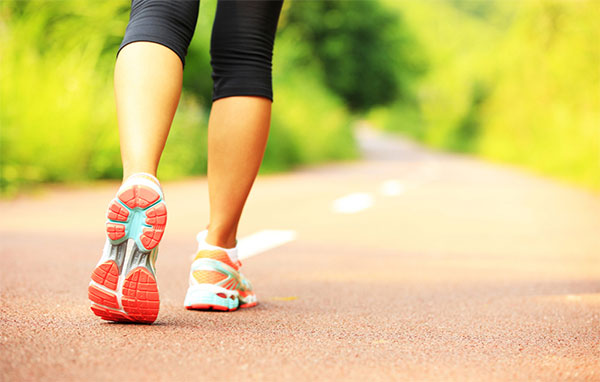 Andar 5.000 pasos al día no te hace menos sedentario