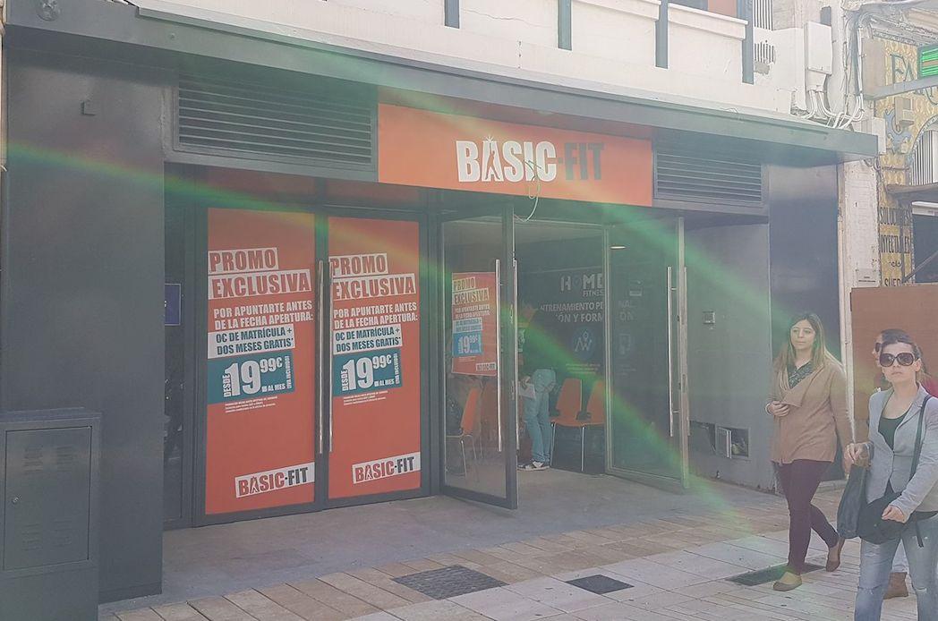 Basic-Fit inaugura su nuevo gimnasio en Huelva