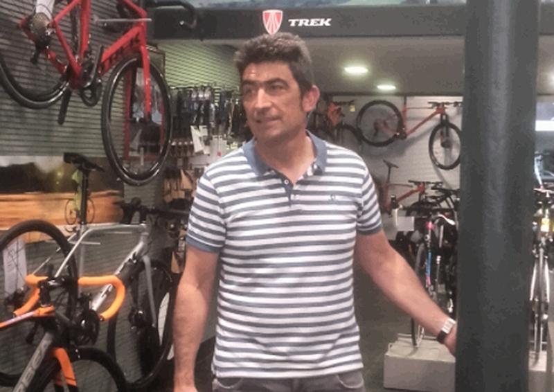 """Bicicletas Jose Mari: """"Es muy difícil mantener el atractivo de una tienda de ciclismo"""""""