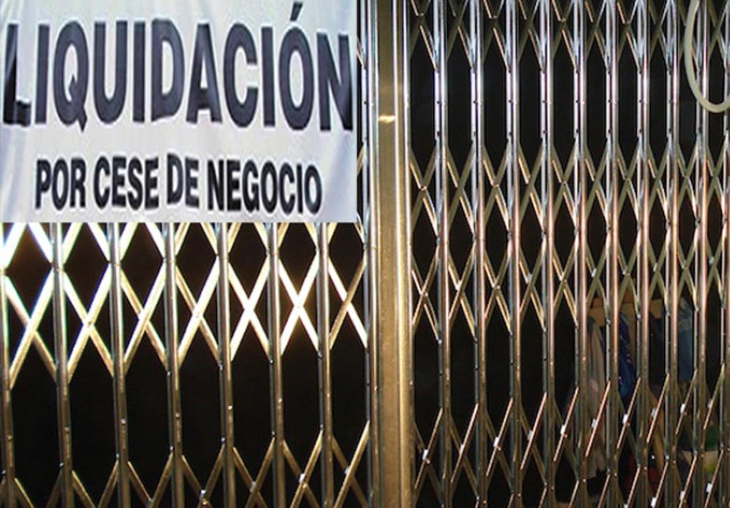 Los canales 'clandestinos' de la liquidación de stocks por cierre de tiendas