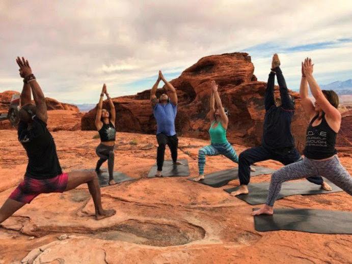 Esta es la clase de Yoga más cara del mundo