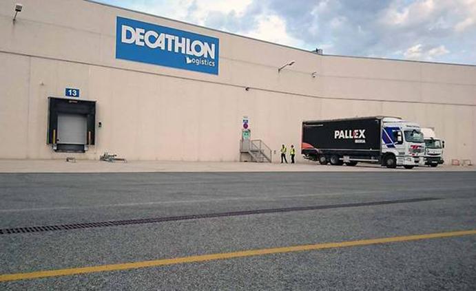 Decathlon traslada su centro logístico para la zona norte a León