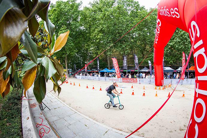 Las eléctricas toman Madrid en los E-Bike Days