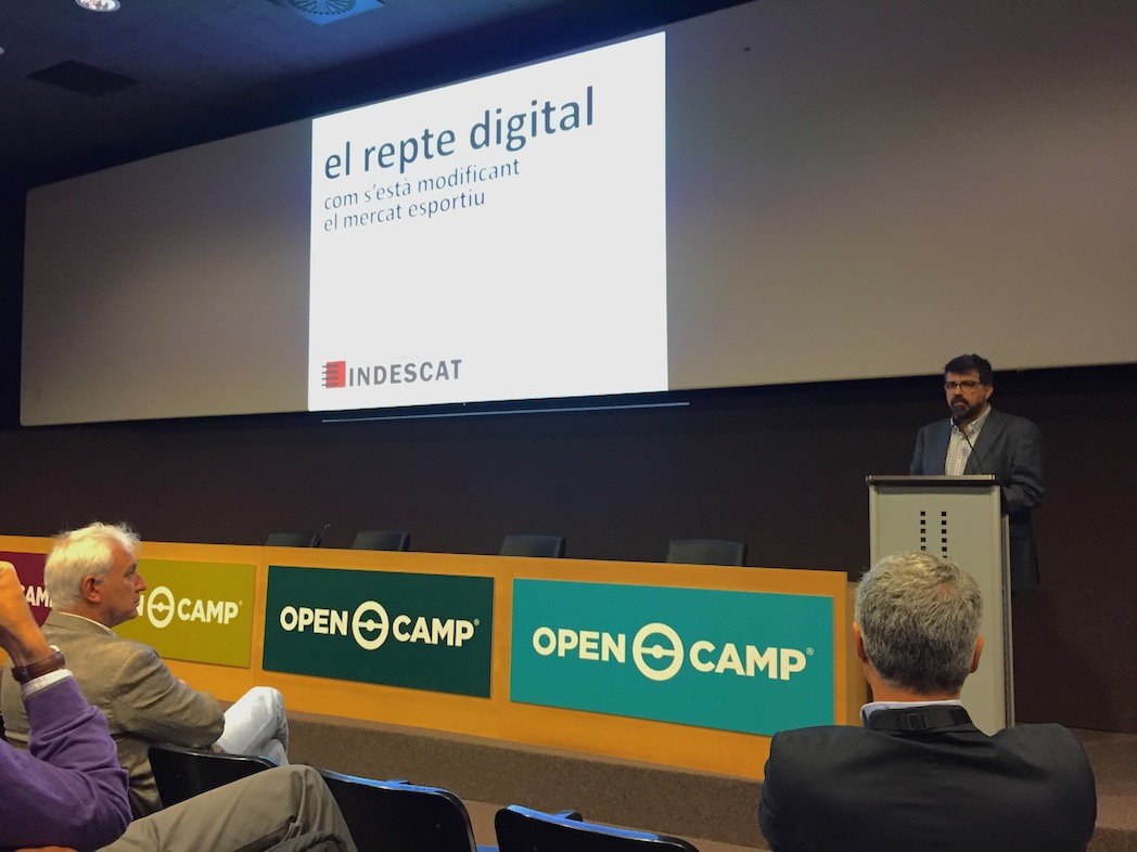 """Genís Roca: """"El Big Data es una moda, lo importante es el Fast Data"""""""