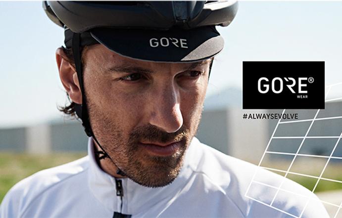 Gore Bike Wear y Gore Running Wear se fusionan en Gore Wear