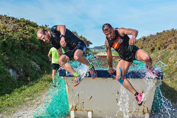La II Heroican Race Ribadeo alcanza los 1.500 participantes