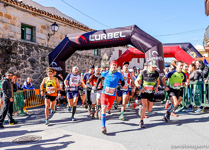 Madrid Tactika Trail incluye la nueva carrera La Cabrera by Lurbel