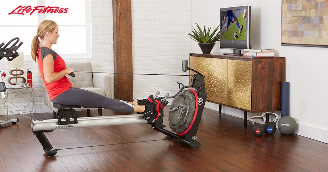 Life Fitness entra en las habitaciones de hotel con InMovement Fitness Room