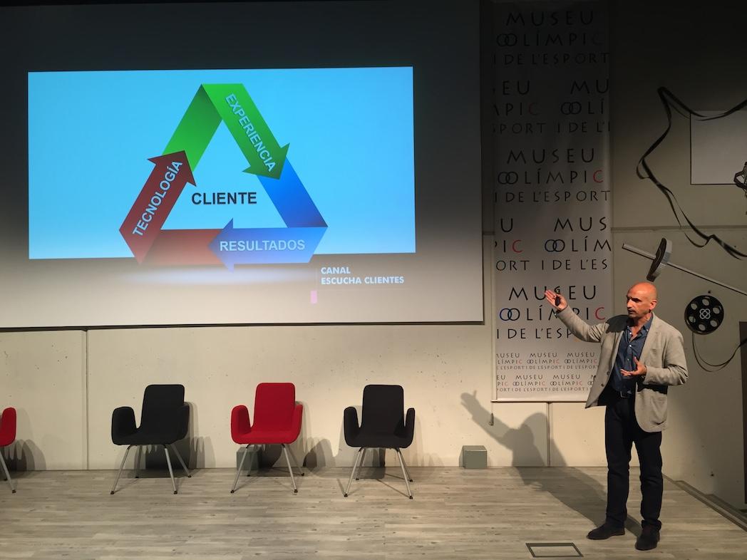 """Lucas Peñas: """"El cliente es el foco y la tecnología una herramienta, no el fin"""""""