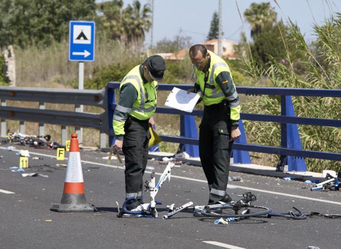 La MEB pide un endurecimiento de la ley ante los atropellos a ciclistas