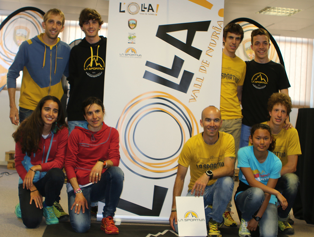 La Sportiva, a por todas con su Mountain Running Team