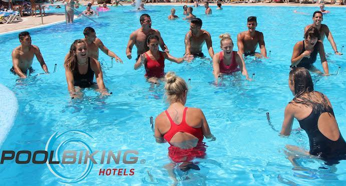 La división de hoteles de Poolbiking pisa el acelerador