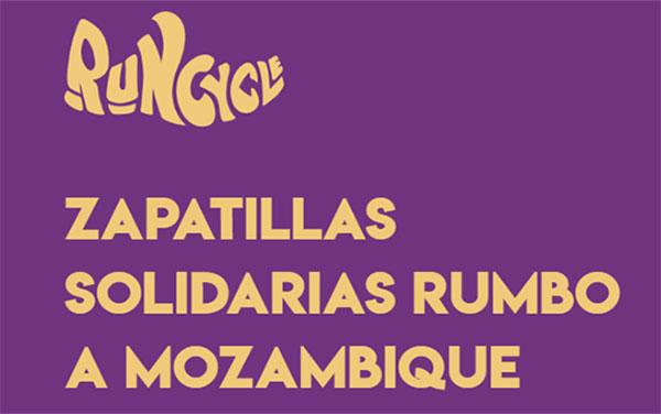 Colabora con el pueblo de Mozambique donando tus zapatillas usadas