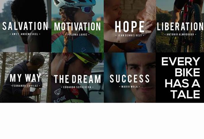 Spiuk apela a las historias reales en su campaña 'Every Bike Has a Tale'