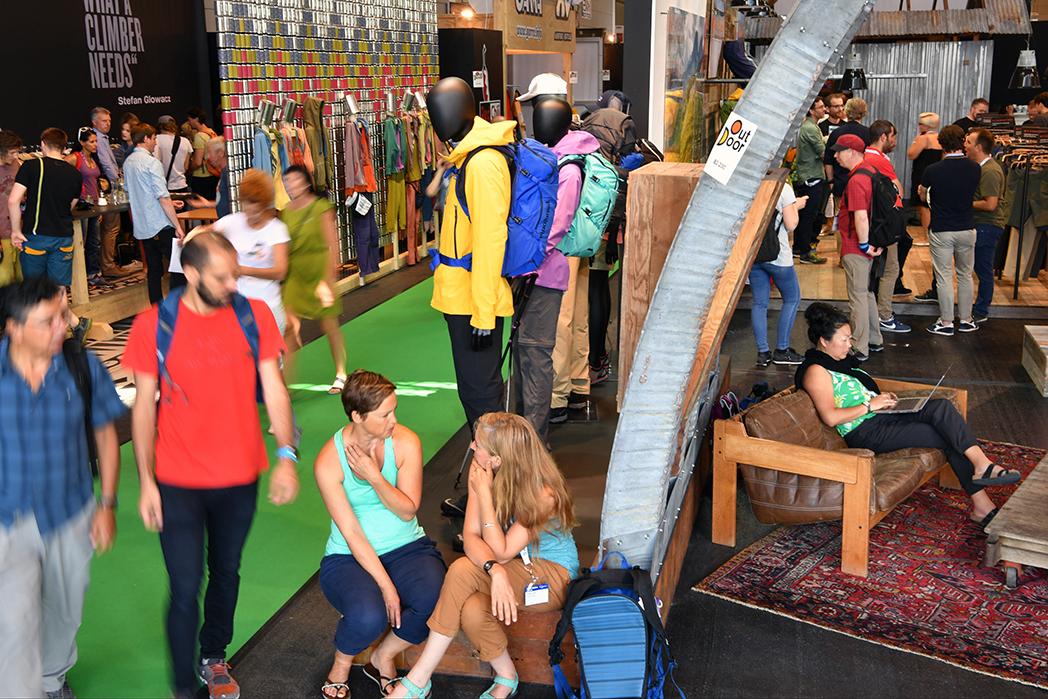 La feria Outdoor vuelve a igualar la cifra de visitantes