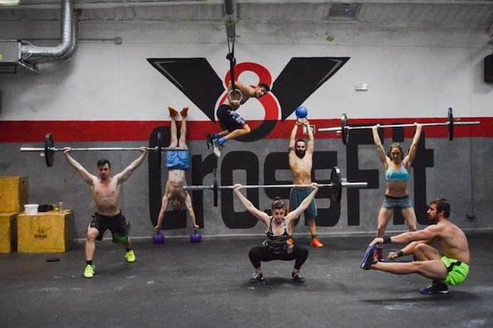 Madrid es la segunda ciudad europea con más boxes de CrossFit