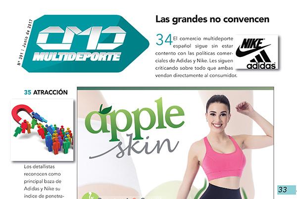 Las tiendas Multideporte mantienen sus críticas a Adidas y Nike
