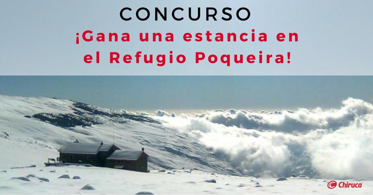 Chiruca sortea ocho estancias en el Refugio Poqueira